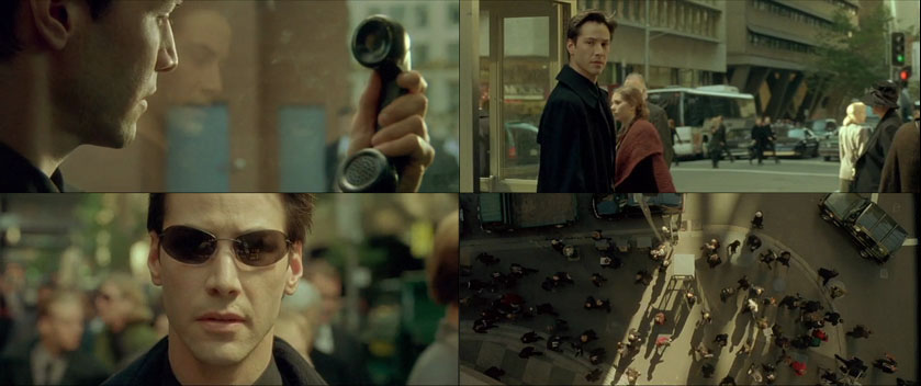 an analysis of the illusion of realism in the film the matrix Of recent times, total recall, the matrix and he was a quiet man are all examples from hollywood of how reality and illusion entwine in such a way that one cannot discern the difference between the two.